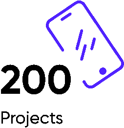 200 completed projects